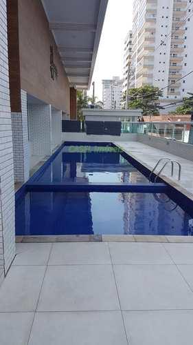 Apartamento, código 803438 em Praia Grande, bairro Guilhermina