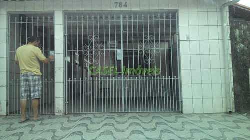 Casa, código 803442 em Praia Grande, bairro Melvi