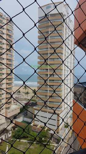 Apartamento, código 803450 em Praia Grande, bairro Aviação