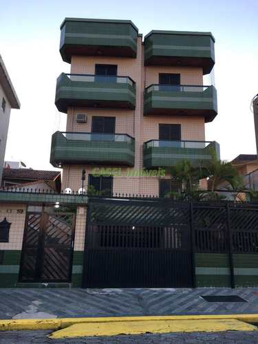 Apartamento, código 803467 em Praia Grande, bairro Aviação