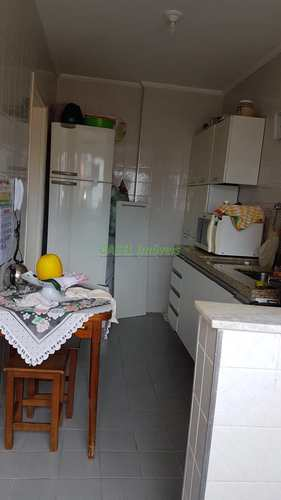 Apartamento, código 803469 em Praia Grande, bairro Guilhermina