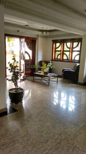 Apartamento, código 803476 em Praia Grande, bairro Guilhermina