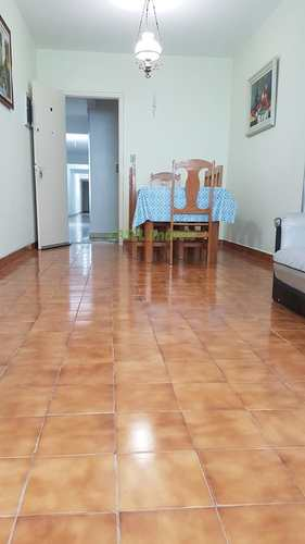Apartamento, código 803487 em Praia Grande, bairro Guilhermina