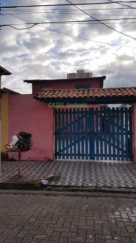 Sobrado, código 803496 em Praia Grande, bairro Guilhermina