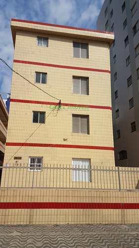 Kitnet, código 803515 em Praia Grande, bairro Guilhermina