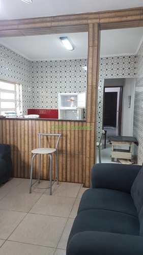 Casa, código 803517 em Praia Grande, bairro Mirim