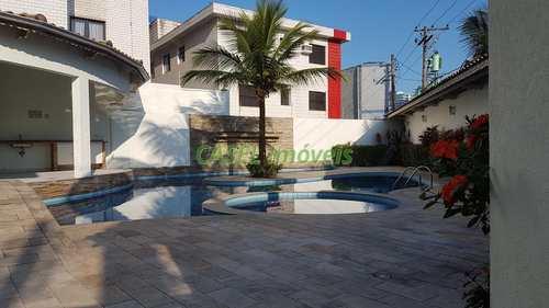 Sobrado de Condomínio, código 803518 em Praia Grande, bairro Canto do Forte