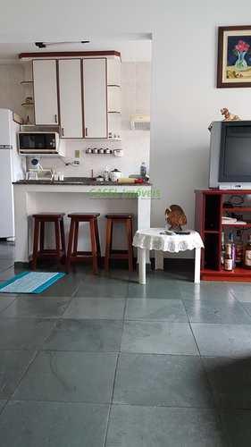Apartamento, código 803520 em Praia Grande, bairro Guilhermina