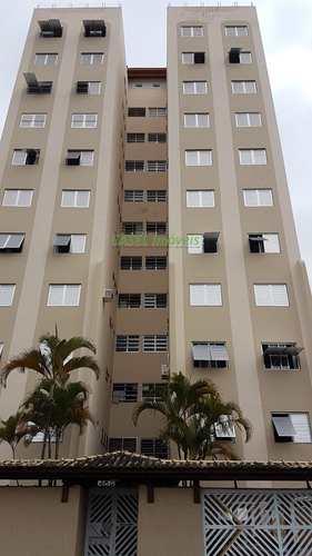 Apartamento, código 803522 em Praia Grande, bairro Guilhermina