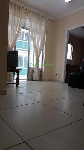 Apartamento, código 803530 em Praia Grande, bairro Guilhermina