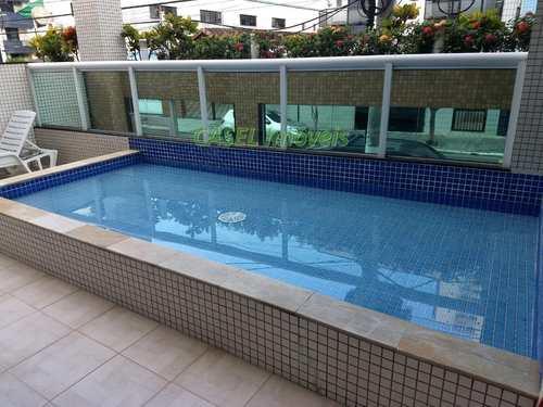 Apartamento, código 803539 em Praia Grande, bairro Boqueirão