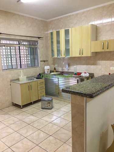 Apartamento, código 803548 em Praia Grande, bairro Guilhermina