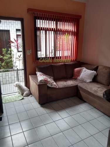 Casa de Condomínio, código 803549 em Praia Grande, bairro Guilhermina