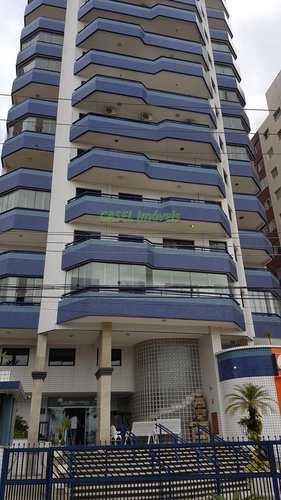 Apartamento, código 803551 em Praia Grande, bairro Guilhermina