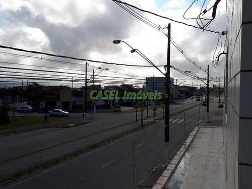Apartamento, código 803557 em Praia Grande, bairro Maracanã