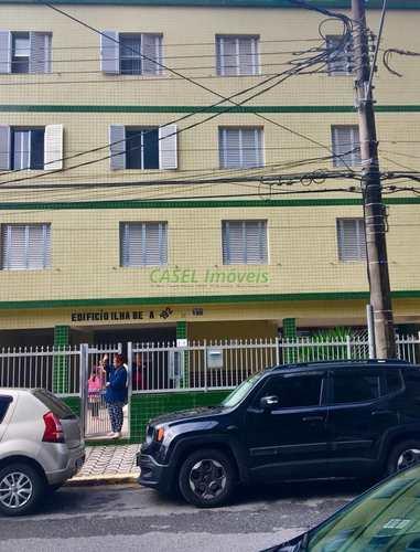 Apartamento, código 803560 em Praia Grande, bairro Guilhermina