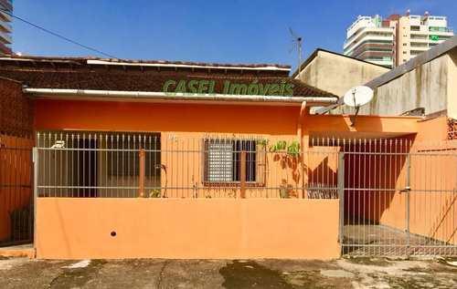 Casa, código 803562 em Praia Grande, bairro Guilhermina