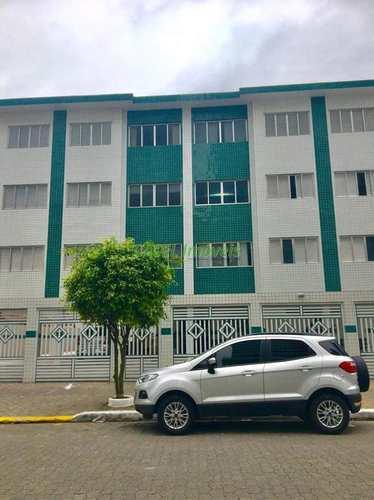 Apartamento, código 803601 em Praia Grande, bairro Guilhermina