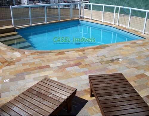 Apartamento, código 803611 em Praia Grande, bairro Guilhermina
