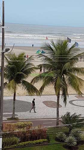Apartamento, código 803624 em Praia Grande, bairro Guilhermina