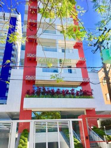 Apartamento, código 803626 em Praia Grande, bairro Canto do Forte