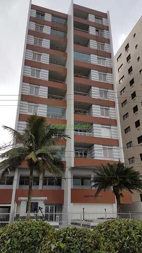 Apartamento, código 803662 em Praia Grande, bairro Guilhermina