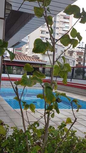 Apartamento, código 803665 em Praia Grande, bairro Guilhermina