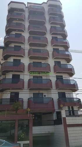 Apartamento, código 803699 em Praia Grande, bairro Guilhermina