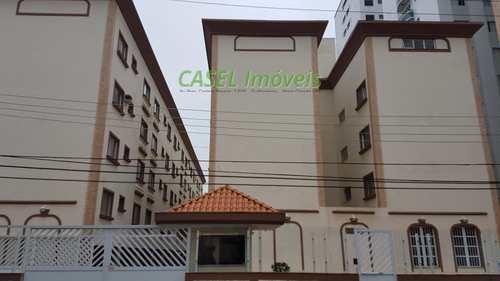 Apartamento, código 803708 em Praia Grande, bairro Guilhermina