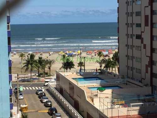 Apartamento, código 803749 em Praia Grande, bairro Guilhermina