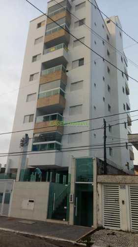 Apartamento, código 803790 em Praia Grande, bairro Guilhermina