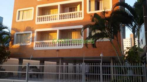 Apartamento, código 803801 em Praia Grande, bairro Guilhermina