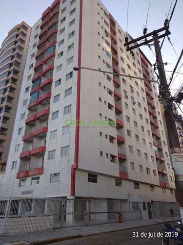 Apartamento, código 803824 em Praia Grande, bairro Guilhermina