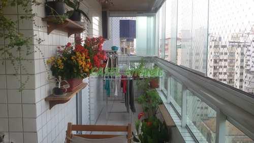 Apartamento, código 803849 em Praia Grande, bairro Guilhermina