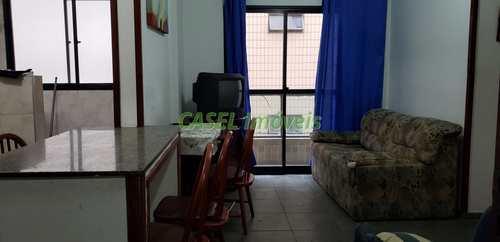 Apartamento, código 803878 em Praia Grande, bairro Guilhermina