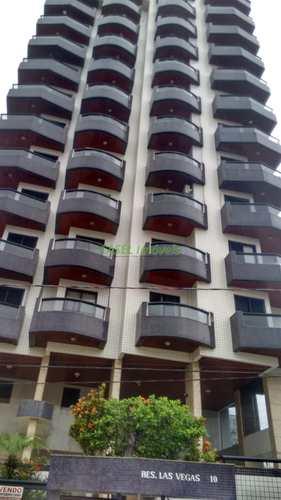 Apartamento, código 803896 em Praia Grande, bairro Guilhermina