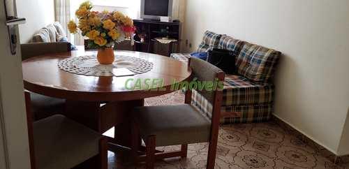 Apartamento, código 803900 em Praia Grande, bairro Guilhermina