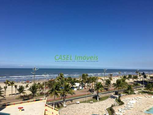 Apartamento, código 803907 em Praia Grande, bairro Ocian