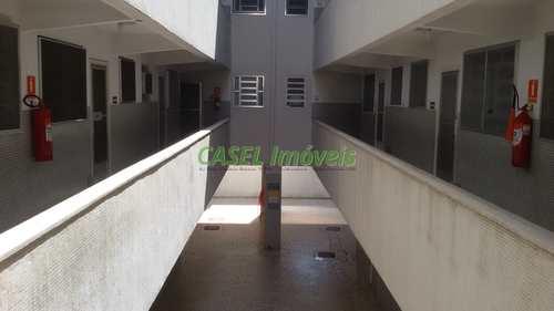 Apartamento, código 803910 em Praia Grande, bairro Guilhermina