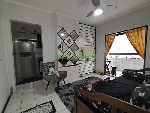 Apartamento, código 803936 em Praia Grande, bairro Ocian