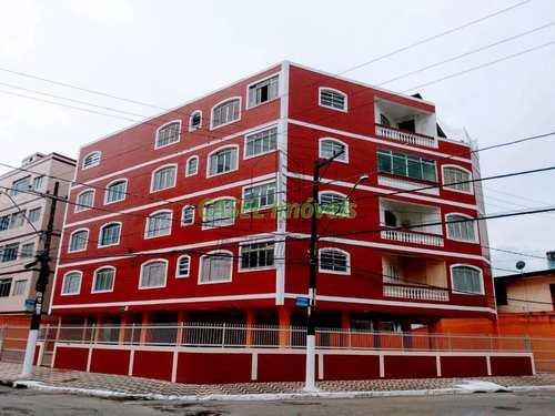 Apartamento, código 803985 em Praia Grande, bairro Mirim