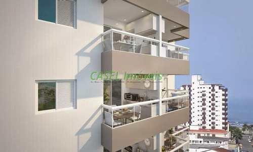 Apartamento, código 803997 em Praia Grande, bairro Mirim