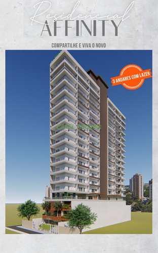 Apartamento, código 804021 em Praia Grande, bairro Caiçara