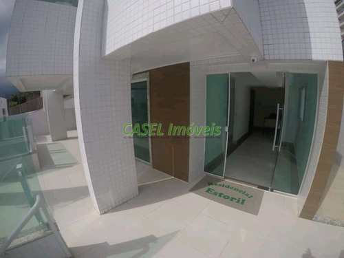 Apartamento, código 804047 em Praia Grande, bairro Guilhermina