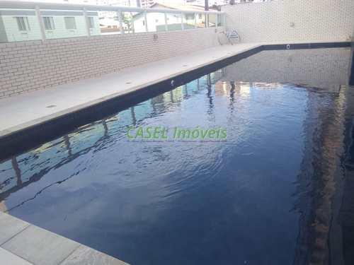 Apartamento, código 804050 em Praia Grande, bairro Guilhermina