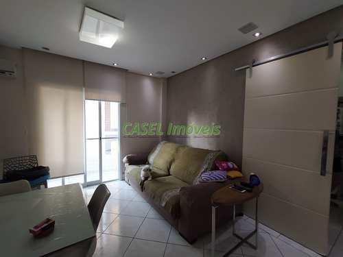 Apartamento, código 804080 em Praia Grande, bairro Guilhermina