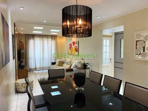 Apartamento, código 804083 em Praia Grande, bairro Guilhermina