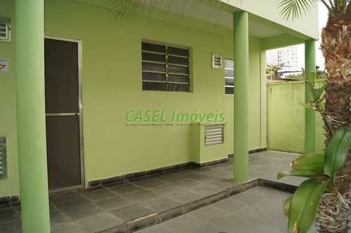 Apartamento, código 804101 em Praia Grande, bairro Guilhermina
