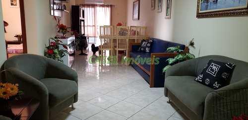 Apartamento, código 804114 em Praia Grande, bairro Guilhermina