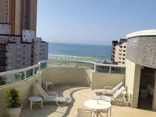 Apartamento, código 804128 em Praia Grande, bairro Guilhermina